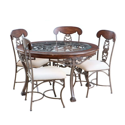 Ashley Furniture Table and Chairs, Contemporary