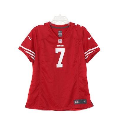 Children's Colin Kaepernick Nike San Francisco 49ers Jersey