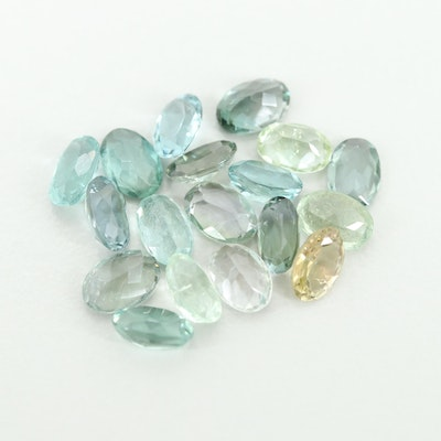 Loose 8.67 CTW Tourmaline Gemstone