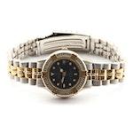 Mathey-Tissot Stainless Steel Wristwatch