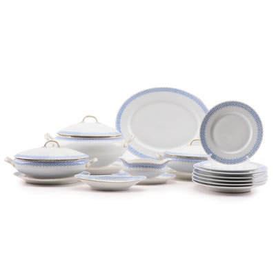 L. Bernardaud Limoges Dinnerware and Serveware