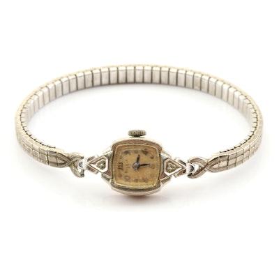 Bulova Diamond Wristwatch