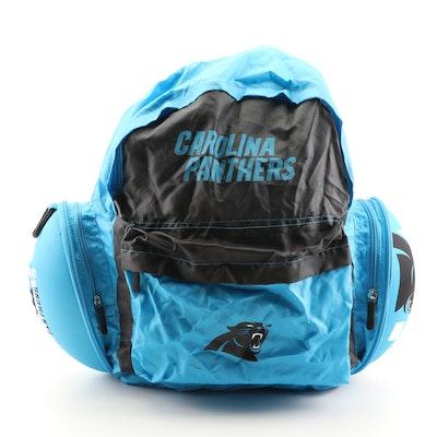 NFL Carolina Panthers Sports Backpack