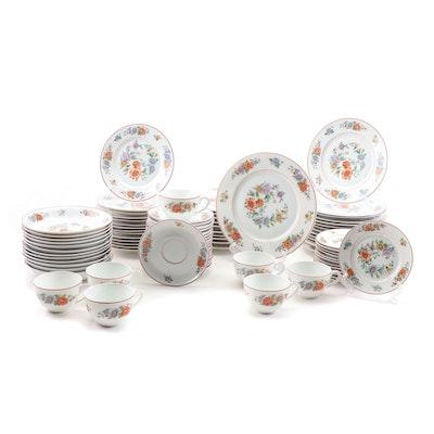 "KPM Germany ""Malines"" Porcelain Dinnerware"