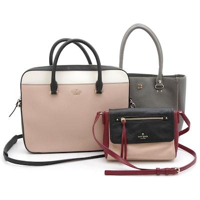 Kate Spade New York Handbag, Crossbody, and Laptop Bag