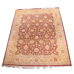 Machine Made Dover Rug Company Agra Style Room Sized Rug