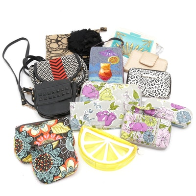 Vera Bradley and Other Small Bags and Wallets