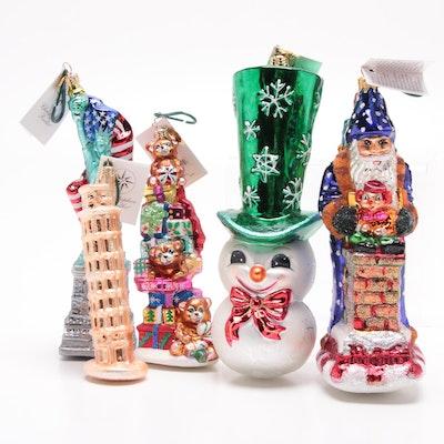 Christopher Radko Christmas Ornaments