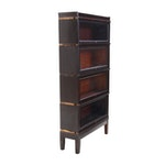 Globe Wenicke Mahogany Finish Barrister's Bookcase