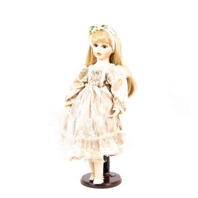 French Porcelain Doll