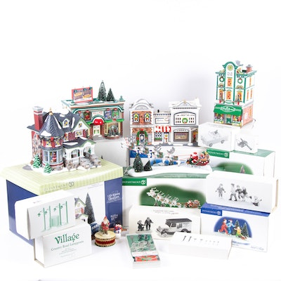 Department 56 Village