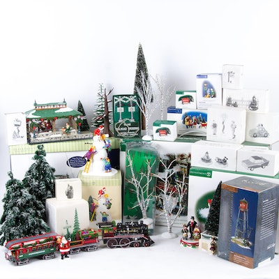 Department 56 Seasonal Decor