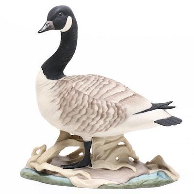 "Boehm Porcelain ""Canada Geese"" Figurine"