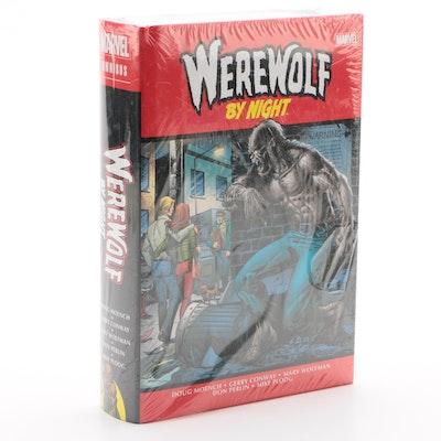 """Marvel """"Werewolf by Night"""" Omnibus, 2015"""
