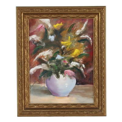 Angela Tavares Still Life Oil Painting