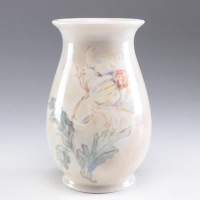 Clotilda Zanetta Rookwood Pottery Vase , 1946