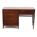 Kent-Coffey Wood Desk, Mid-Century