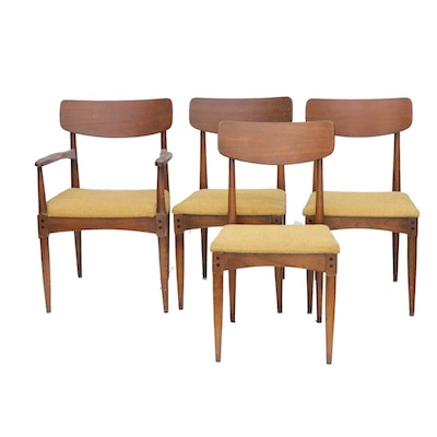 Craddock Dining Chairs, Mid-Century