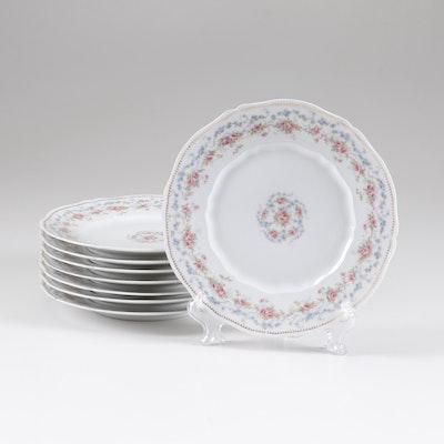 Theodore Haviland Limoges Porcelain Luncheon Plates