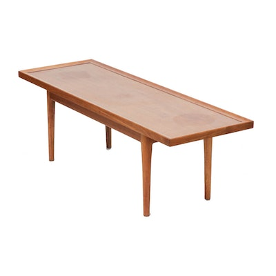 Kipp Stewart Coffee Table by Drexel, Mid-Century