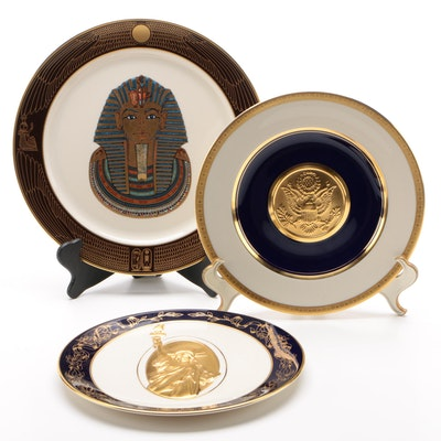 Pickard Limited Edition Commemorative Plates