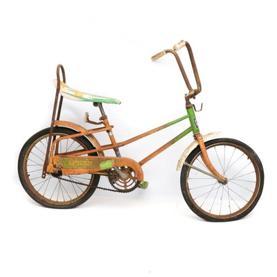 "Murray ""Buttercup"" Children's Bicycle, Vintage"