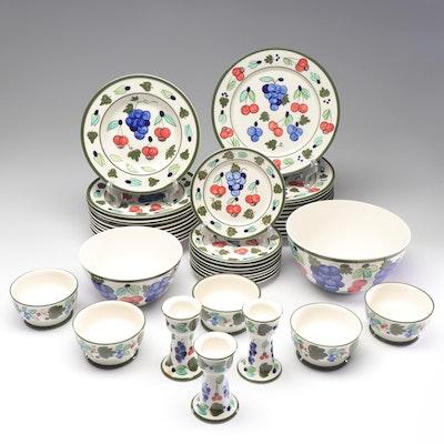 "Arabia of Finland ""Palermo"" Ceramic Dinnerware"
