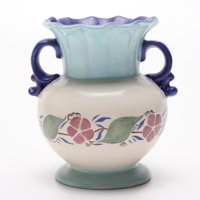 Sarah (Sallie) Alice Toohey Rookwood Floral Vase , 1922