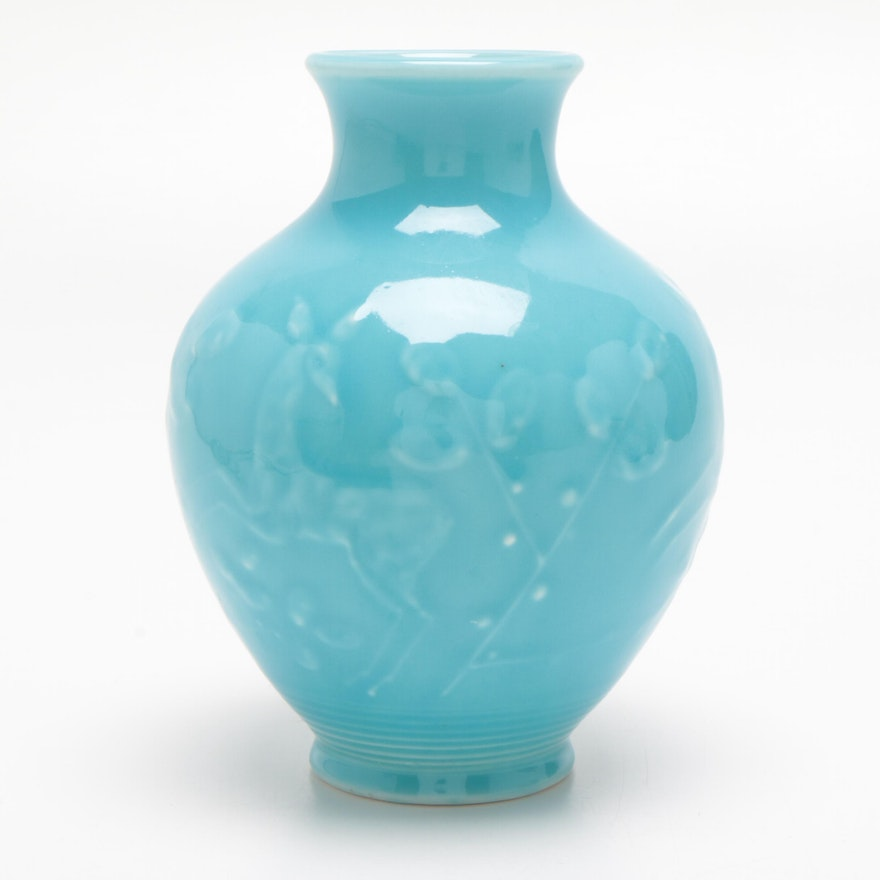 Rookwood Pottery Art Deco Vase, 1928