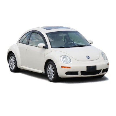 2006 Volkswagen New Beetle 2.5L in Harvest Moon Beige