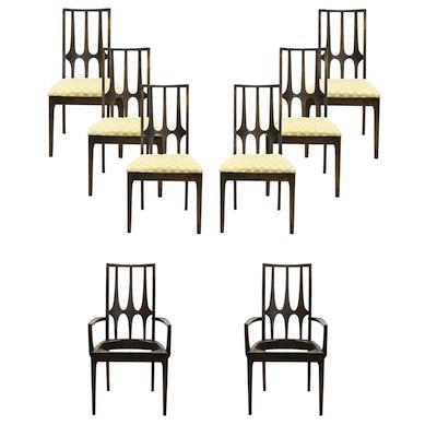 "Broyhill ""Brasilia"" Dining Chairs, Mid-Century"