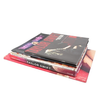 """""""Taylor Swift"""" by Andrew Vaughan with Taylor Swift Music Books"""