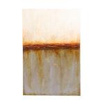 "Sanna Abstract Acrylic Painting ""Reminiscing"""