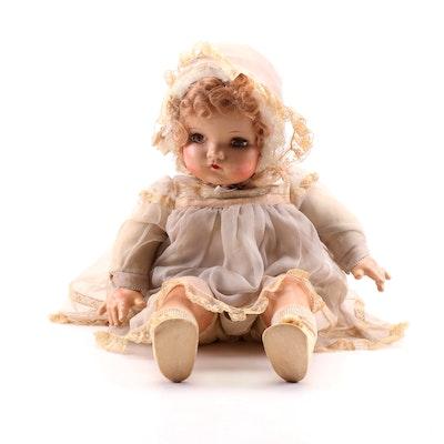 Madame Alexander Composite Doll