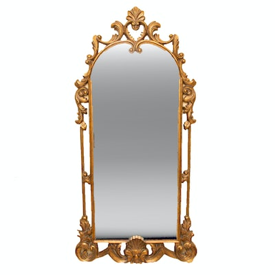 French Provincial Style Full Length Mirror