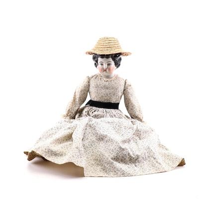 Edna Henderson Porcelain Doll, 1979