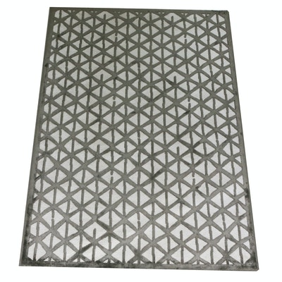 Machine Made Jaipur Living Rayon Chenille Accent Rug