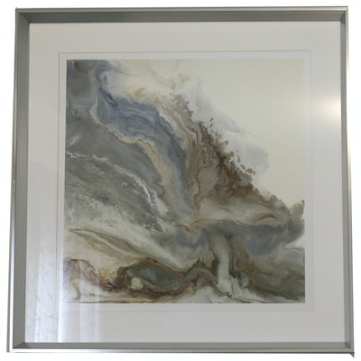 Abstract Giclée