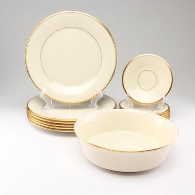 """Lenox """"Eternal"""" Porcelain Dinnerware"""