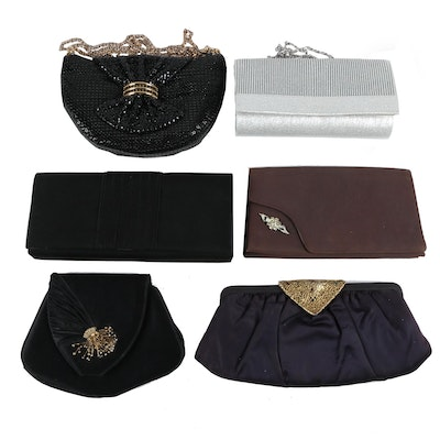 Antonio Grand Bottier Genève, and More Evening Bags and Clutches