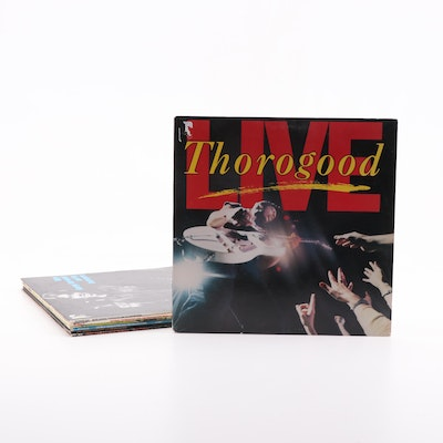 "George Thorogood and the Destroyers Records Including ""Live"""
