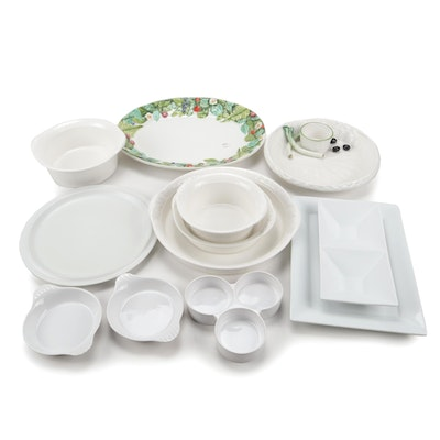 Ceramic Serveware Featuring Villeroy & Boch, Goebel, and More