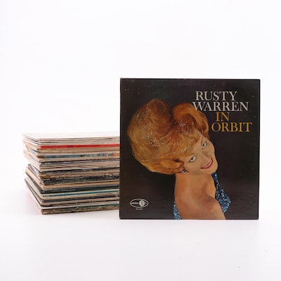 "Musicals, Soundtracks and Other Records Including ""The Sound of Music"""