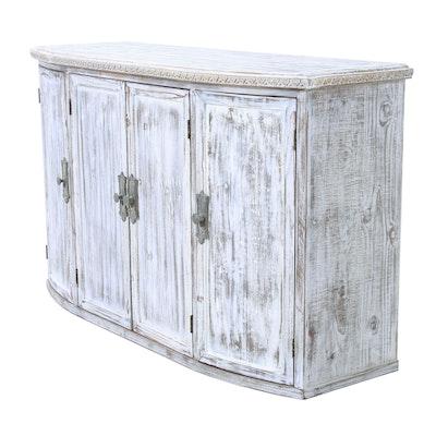 Kirkland's Alexandria Weathered Wooden Cabinet