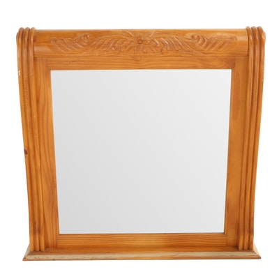 Brazilian Provincial Style Mirror, Contemporary