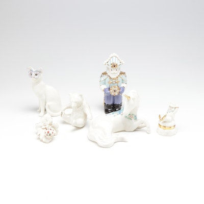 Lenox Porcelain Figurines