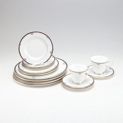 "Royal Doulton ""Princeton"" China Dinnerware"