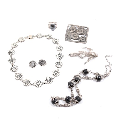 Sterling Silver Jewelry Assortment