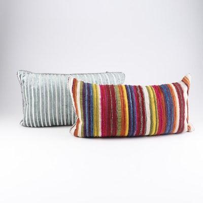 MacKenzie-Childs Cotton Blend Decorative Pillows
