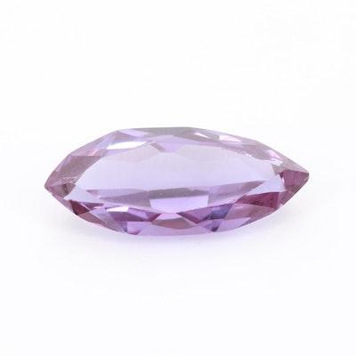 Loose Synthetic Corundum Gemstone